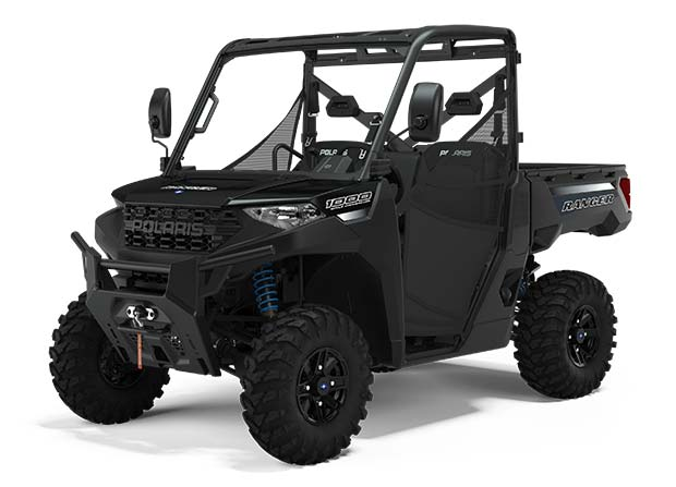 Ranger 1000 EPS Black